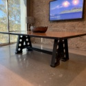 A industrial Conference Table